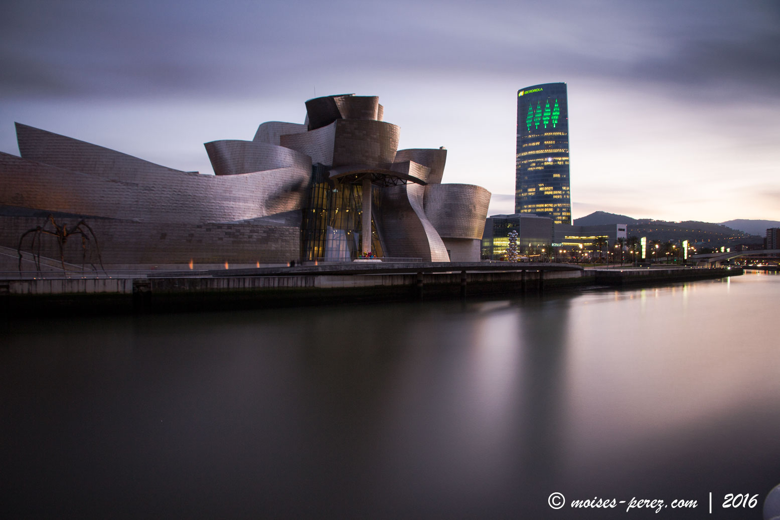 Museo Guggenheim in Bilbao