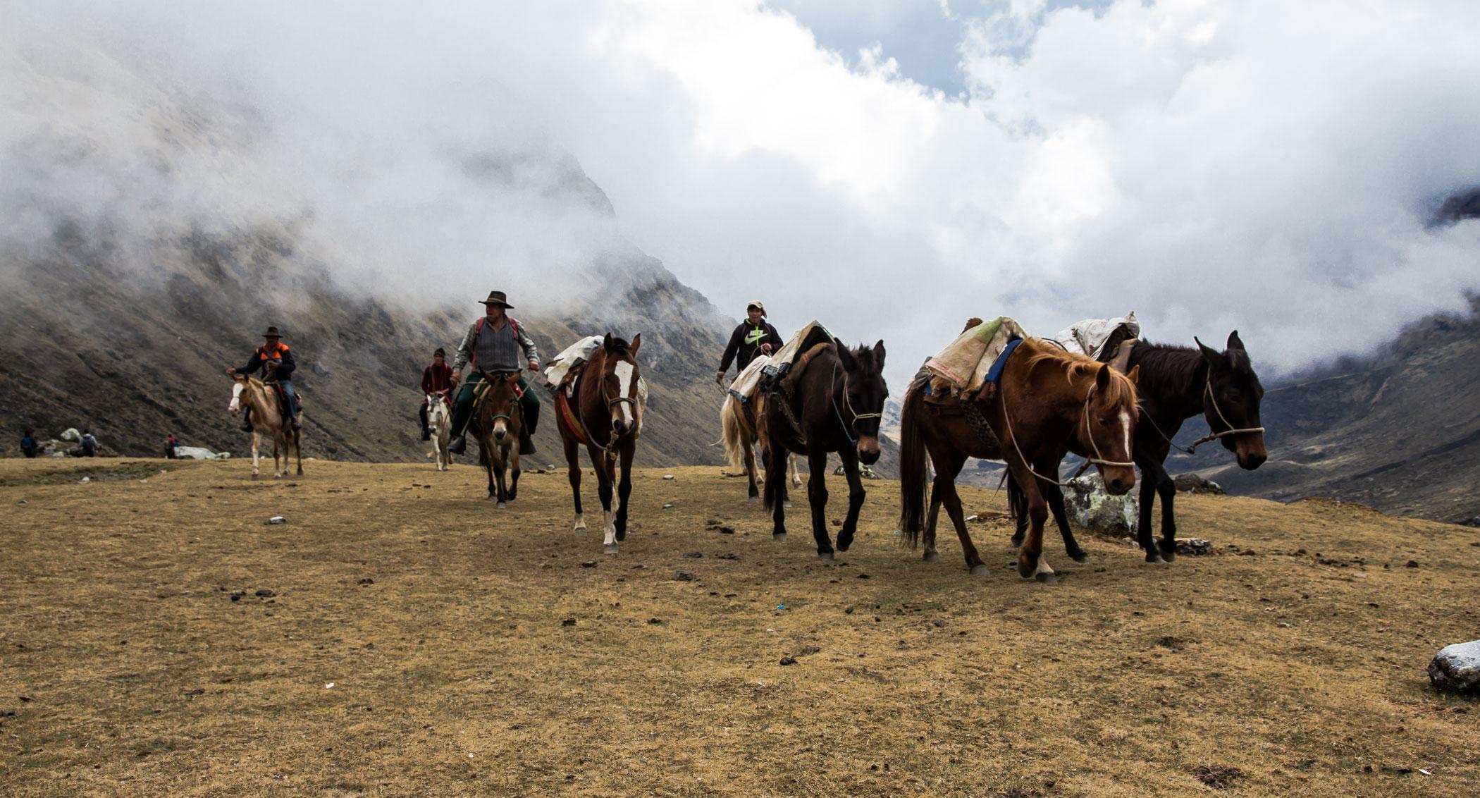 Salkantay, Perú